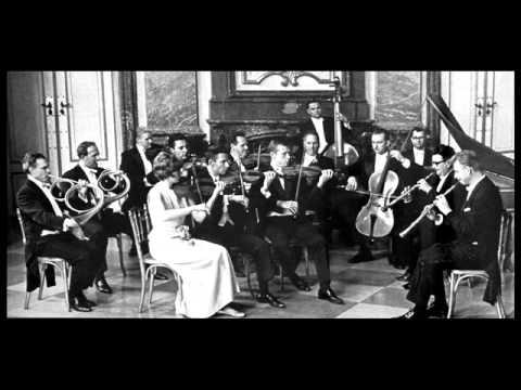 Bach / Harnoncourts / Concentus Musicus Wien, 1964: Brandenburg Concerto No. 5, BWV 1050 - Indexed