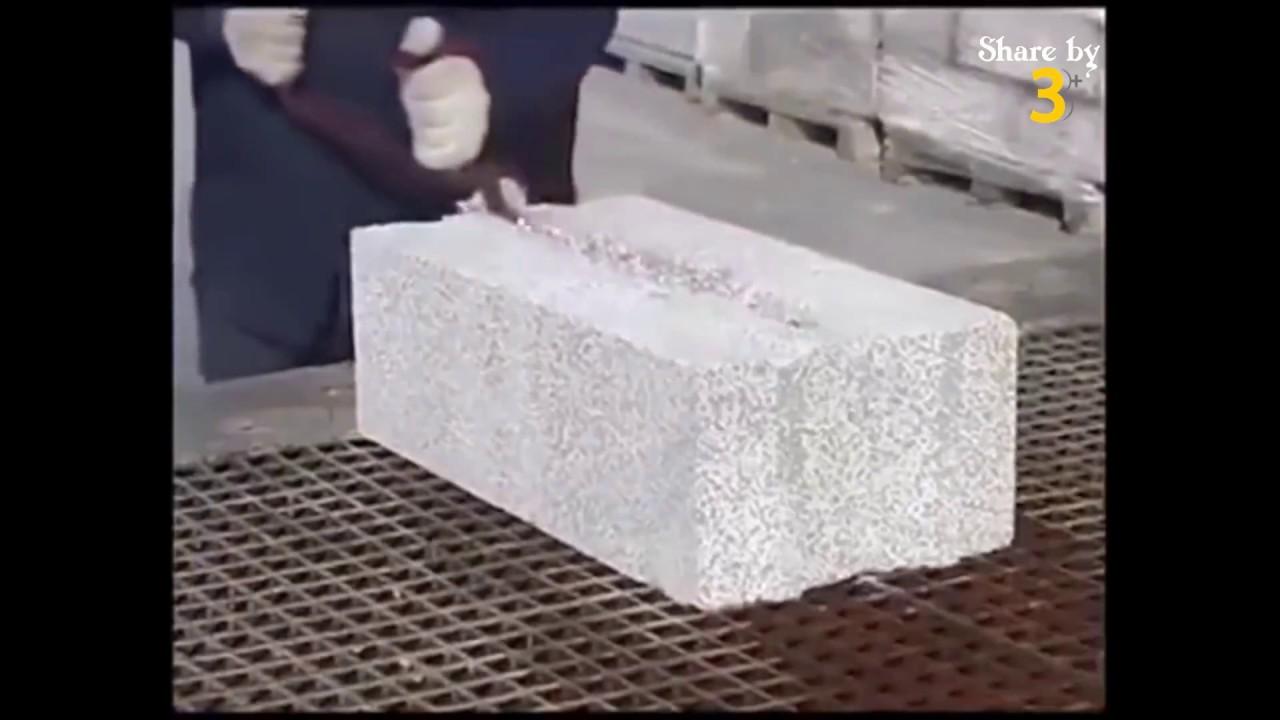 Vật liệu xây dựng mới – Bê tông bọt