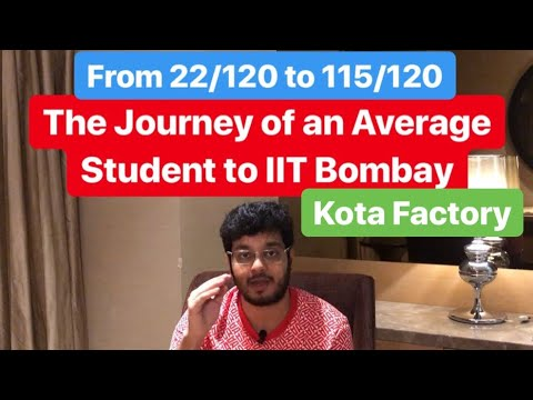 How did I get 115/120 in Mathematics? | Motivational Video | JEE Main 2019 | Journey to IIT Bombay