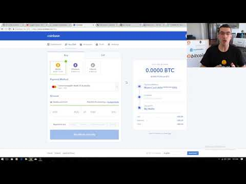 How To Buy Bitcoin Cryptocurrency In Australia From Coinbase