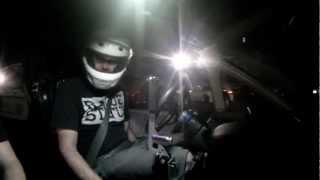 Mike Burns Drifting The Tofu Van