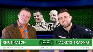 Dave Chisnall vs Raymond van Barneveld | Unibet Masters Preview & Predictions