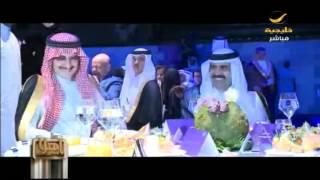 الأمير الوليد بن طلال يحضر الحفل الخيري لـ
