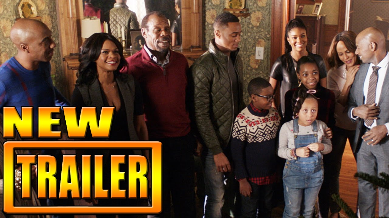 Cast From Almost Christmas.Almost Christmas Trailer 2