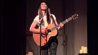 Let the Rain, Sara Bareilles, Seattle, WA, 2013