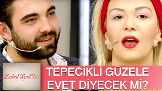 Zuhal Topal'la 89. Bölüm (HD) | Serkan Tepecik'ten Gelen Güzel Talibi Dilek'e Ne Cevap Verdi?