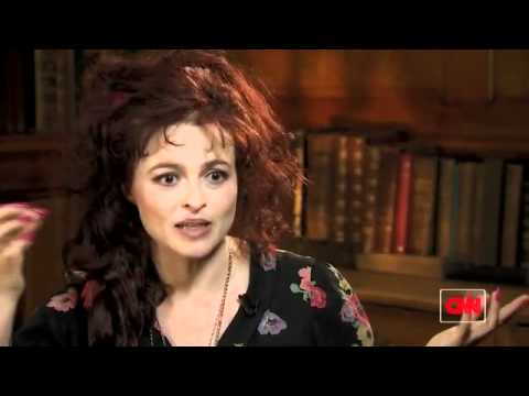 Helena Bonham Carter from 'Harry Potter,' answers your Facebook and Twitter questions