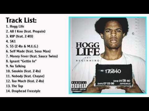Slim Thug Hogg Life: The Beginning (Full Album 2015)