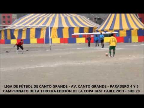 DEPORTIVO BAYOVAR VS SAIRAM - 11/08/2013 SEMIFINAL