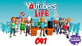 YOUTUBERS LIFE #041 ★ Speedrun Dilemma [Deutsch | Twitch] Lets Play YouTubers Life