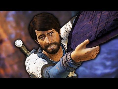 THE WALKING DEAD SEASON 3 A New Frontier Walkthrough Gameplay Part 1 - Clementine (Episode 1)