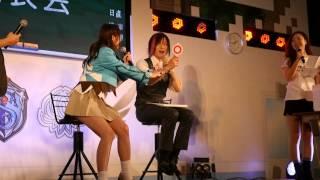 2015年4月25日(土)に開催されたニコニコ超会議の『ザクセスヘブン』ブー...