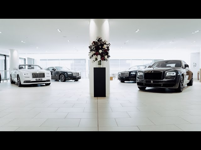 Zagame Automotive - Welcome To Rolls Royce | 4K