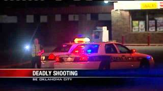 One Dies After SE OKC Shooting