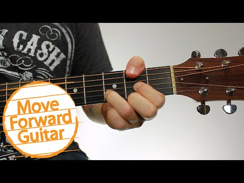 Guitar Chords for Beginners – D/F#