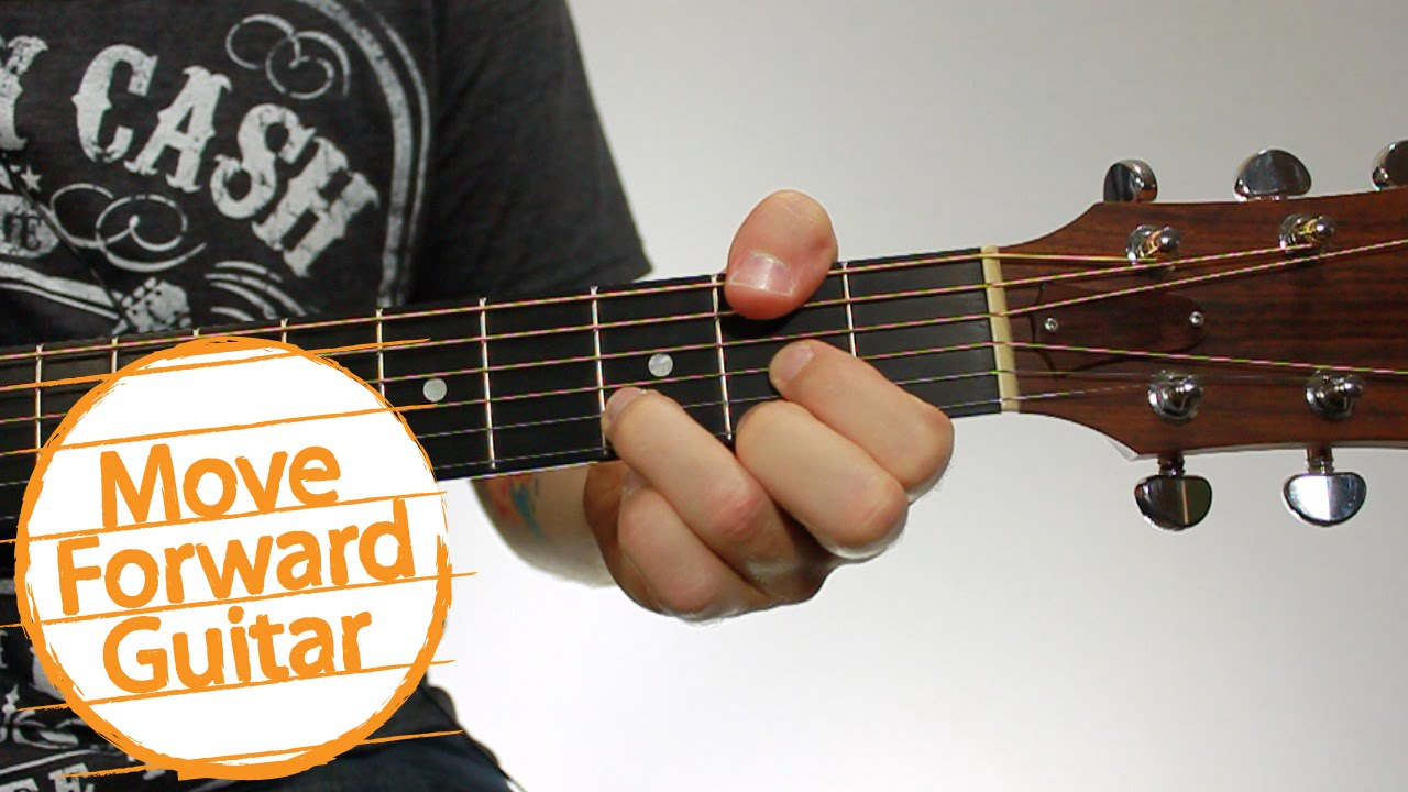 Guitar Chords For Beginners Df Youtube