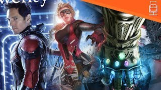 Giant-Girl Casting & Avengers 4 Major Plot Developmental possibly revealed