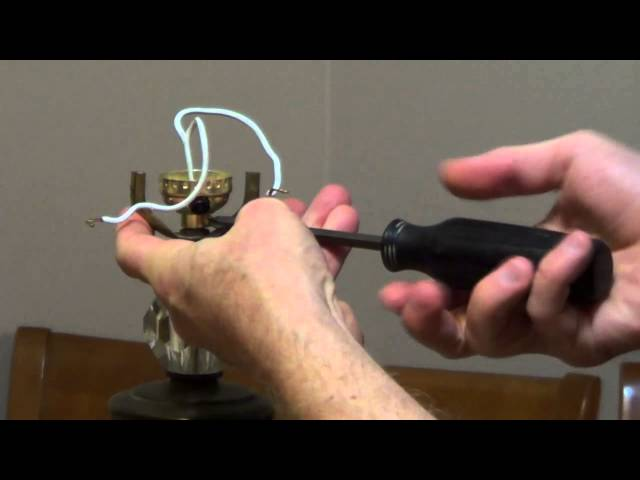 how to install a 3 way lamp socket youtube wiring a lamp switch wiring diagram hurricane deck boat