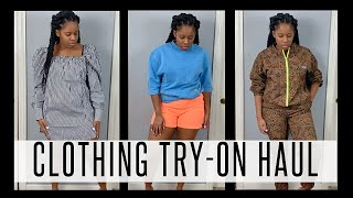BOOHOO AND ASOS HAUL: Clothing Try-On Haul, Review