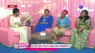 PAROLE DE FEMMES (IL VIT AVEC MOI CHEZ MES PARENTS) DU MARDI 13 NOVEMBRE 2018 - ÉQUINOXE TV