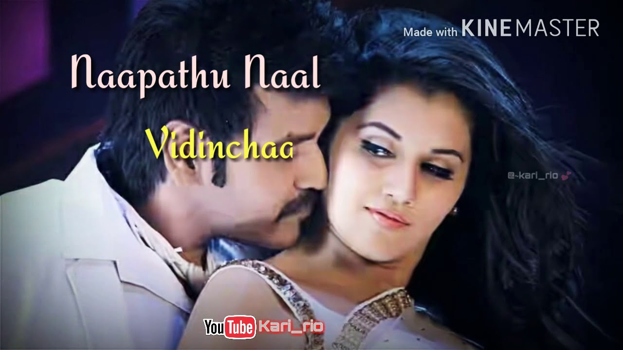 Tamil romantic WhatsApp status video | Vaaya en veera ...