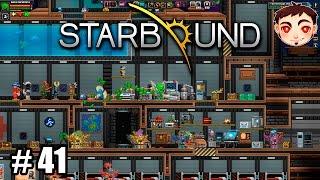 STARBOUND 1.1 Ep. 41 - ¡LA MEJOR ARMADURA!