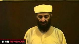 Newly released video of Osama bin Laden