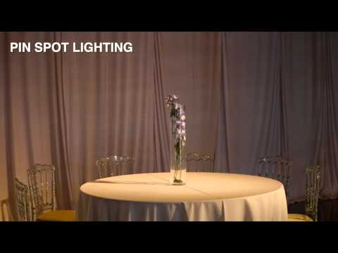 York Mills Gallery Lighting Demo