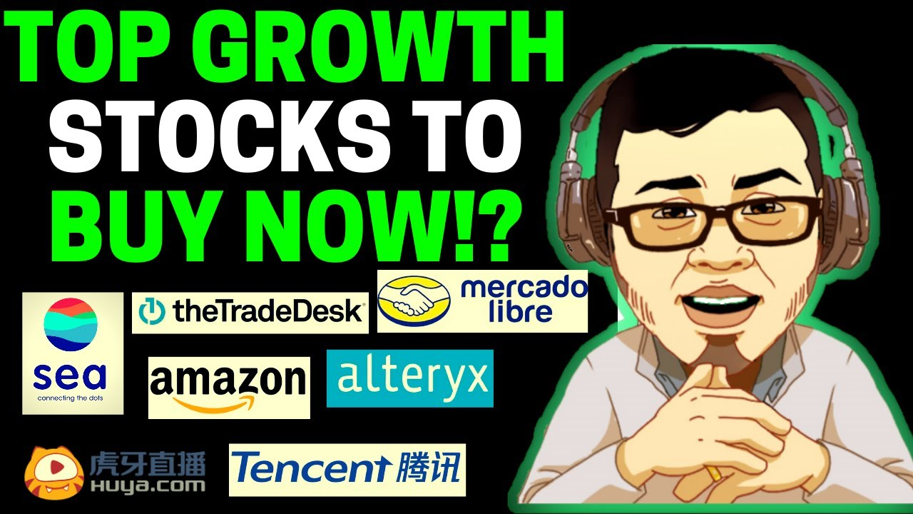HIGH GROWTH STOCKS TO BUY NOW!! 10+ BEST STOCKS AUGUST ...