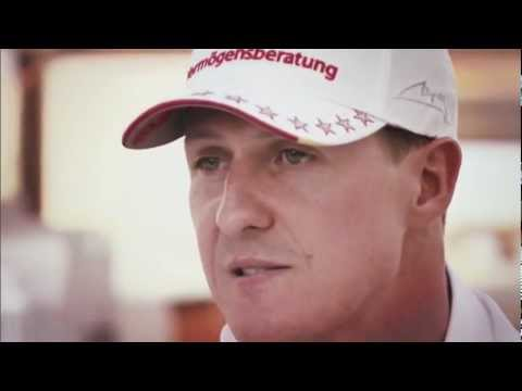 Michael Schumacher Interview - Brazil 2012