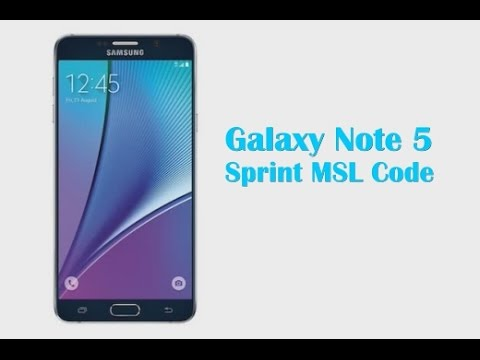 How to read/write SPC Samsung Note 5 SM-N920p by Brutal Panda