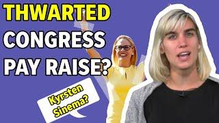 Fact check: Did Kyrsten Sinema stop raises for Congress