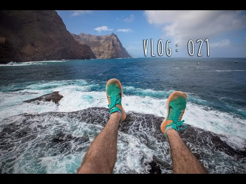 The Secret Green Island - Hike Across Santo Antão - Vlog 21