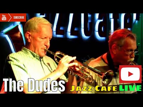 Bill Withers: Use me [The Dudes live cover at Jazz Cafe]