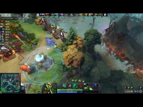 Alliance vs GUS Gaming D2CL S10 Round 1 VOD DOTA 2 / Loda Weaver / ARTES Medusa