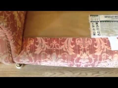 Bleaching Sofa Fabric Furniture Settee
