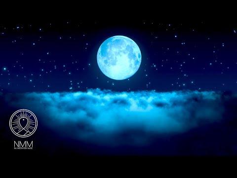 Calming Sleep Music ★︎ delta waves for deep healing sleep ★︎ 528 hz nerve regeneration