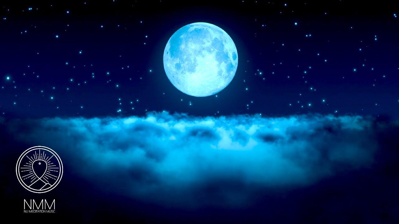 Calming Sleep Music Delta Waves For Deep Healing Sleep 528 Hz Nerve Regeneration Youtube