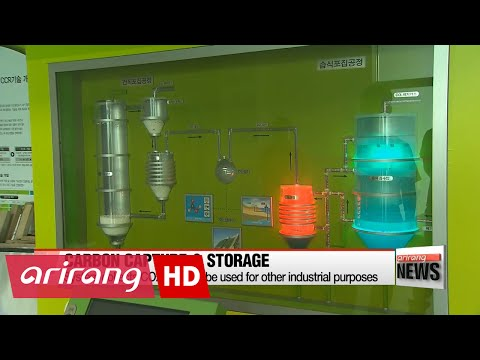 S. Korea develops a process that can recycle CO2