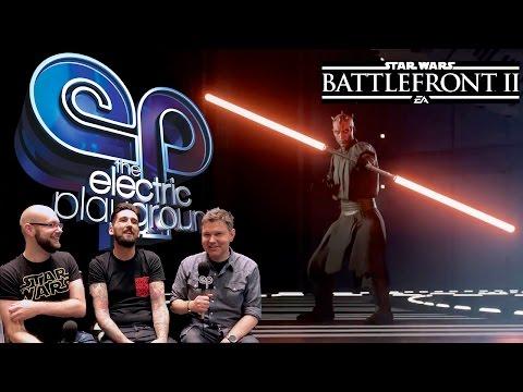 Star Wars Battlefront 2 Interview - Electric Playground