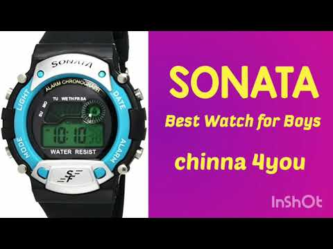 Sonata Branded Digital Watch For Boys || Amazon Best Products And Best Offers ||