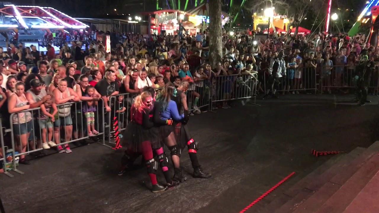 Six Flags Over Texas Fright Fest Goblin Squad Slider Show  2017