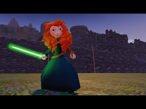 Disney Infinity - How To Create Your Battle Plan