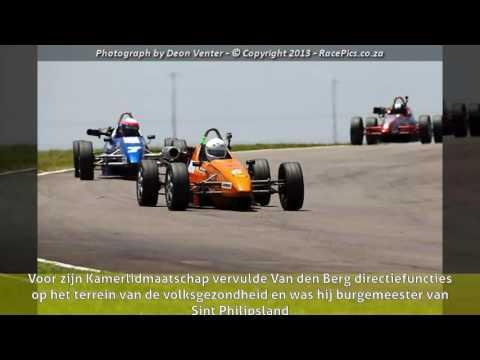 Gert van den Berg - Biografie