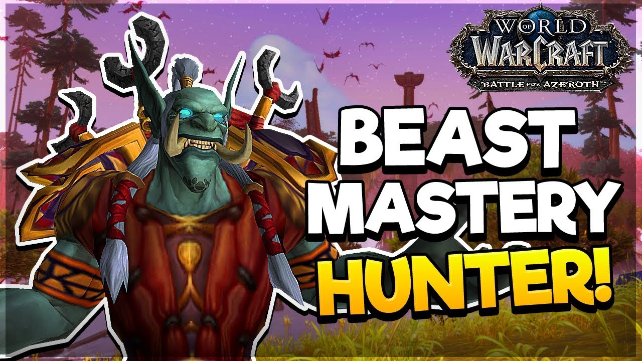 how to play beast mastery hunter