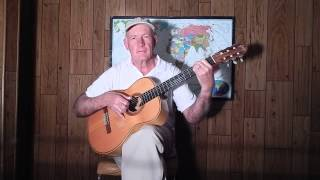 Wayne's Guitar Lessons : Home  On The  Range Intro