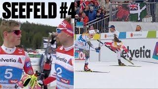 Seefeld #4: Klæbo Bråket Med Russer Og Skistad Falt