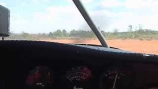 Decolagem Super Coyote Cockpit
