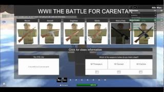 Roblox world war 1 battle-part 2 with aung1