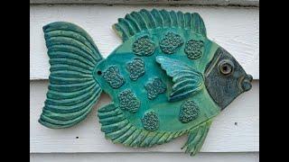 Slab Built Fish
